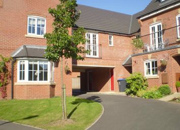 Thumbnail 1 bed flat to rent in Millbrook Gardens, Blythe Bridge, Stoke-On-Trent