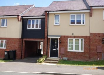 Thumbnail 2 bed terraced house to rent in Wolseley Drive, Dunstable