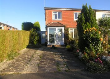 Thumbnail 3 bed semi-detached house for sale in Cobbetts Walk, Bisley, Woking