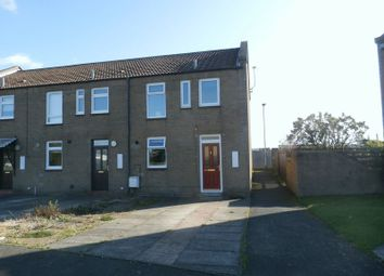 Thumbnail 3 bed end terrace house for sale in Straffen Court, Amble, Morpeth