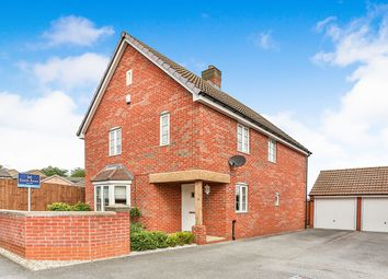Thumbnail 4 bed detached house for sale in Earls Court, Thorpe Hesley, Rotherham