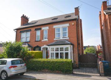 5 bed semi-detached house for sale in Wordsworth Road, West Bridgford, Nottingham NG2