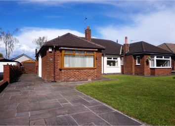 Thumbnail 2 bed semi-detached bungalow for sale in Hoghton Lane, Hoghton, Preston