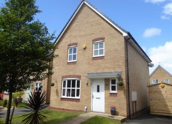 Thumbnail 3 bed detached house for sale in Pentre Court, Wrexham