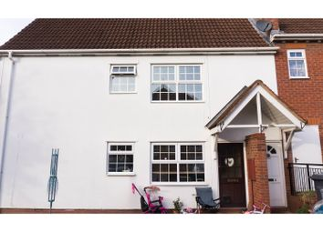 Thumbnail 1 bed flat for sale in Lavenham Court, Peterborough