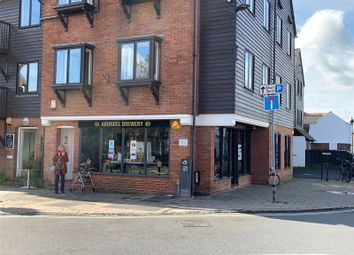 Thumbnail Retail premises to let in Quay House, Town Quay, River Road, Arundel, West Sussex