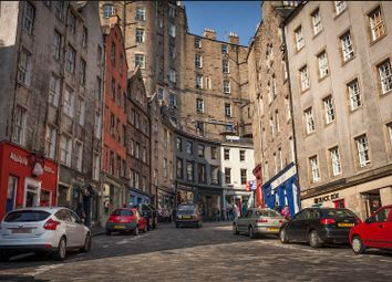 Thumbnail 2 bed flat to rent in West Bow, Edinburgh