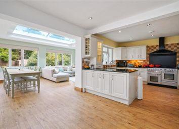 Thumbnail 4 bed detached house for sale in Brooklands Road, Weybridge, Surrey