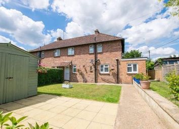 Thumbnail 4 bed semi-detached house for sale in Cherry Cottages, Fletching, Uckfield, East Sussex