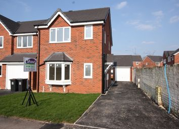 Thumbnail 3 bed detached house for sale in Jamage Road, Talke Pits, Stoke-On-Trent