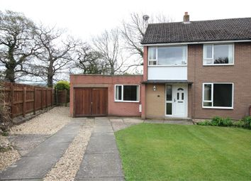 Thumbnail 3 bed semi-detached house for sale in Cross Grove, Wigton, Cumbria