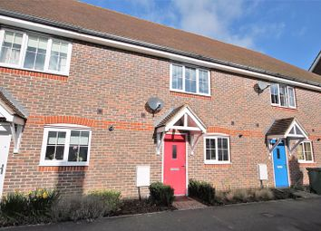 Thumbnail 2 bed terraced house for sale in Harwood Close, Codmore Hill, Pulborough