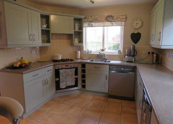 Thumbnail 3 bed semi-detached house for sale in Stanborough Avenue, Borehamwood, Herts
