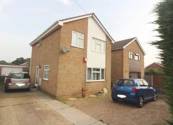 Thumbnail 4 bed detached house for sale in Curlew Way, Bradwell