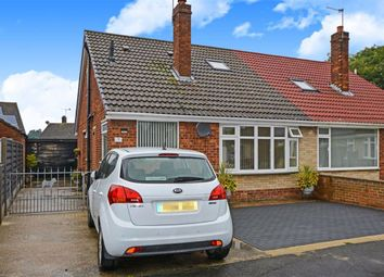 Thumbnail 3 bed semi-detached bungalow for sale in Woodside, Gilberdyke, East Riding Of Yorkshire