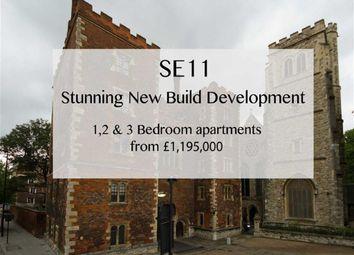 Thumbnail 2 bed flat for sale in Pratt Walk, London