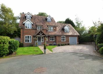 Thumbnail 5 bed detached house for sale in Mallard Close, Madeley, Crewe