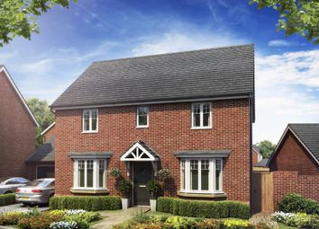 "Thumbnail 4 bedroom detached house for sale in ""Bradgate"" at Barnhorn Road, Bexhill-On-Sea"