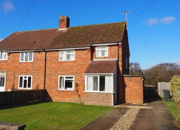 Thumbnail 3 bed semi-detached house for sale in Grange Road, Petersfield
