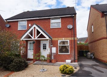 Thumbnail 2 bed semi-detached house for sale in Cornhampton Close, Redditch