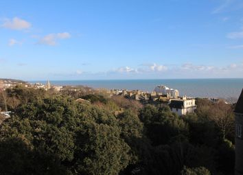 Thumbnail 4 bed flat for sale in Pevensey Road, St. Leonards-On-Sea