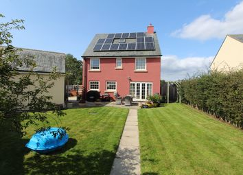 Thumbnail 5 bed detached house for sale in Staddiscombe Road, Plymstock, Plymouth
