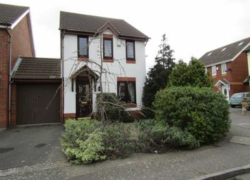 Thumbnail 3 bed link-detached house for sale in Hastings Close, Grays