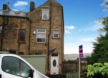 Thumbnail 4 bed end terrace house for sale in John Street, Oakworth, West Yorkshire