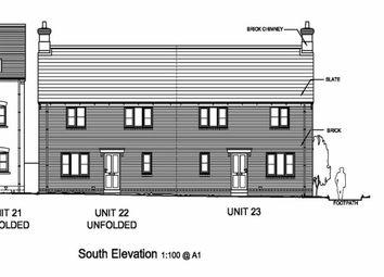 Thumbnail 2 bed semi-detached house for sale in Chickerell Road, Chickerell, Weymouth