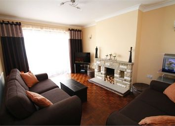 Thumbnail 2 bedroom semi-detached bungalow for sale in Blandford Road, Ipswich