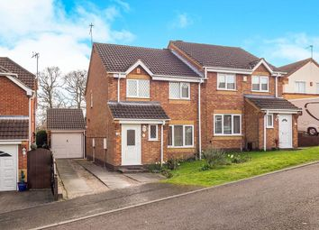 Thumbnail 3 bed semi-detached house for sale in Deer Park Drive, Arnold, Nottingham