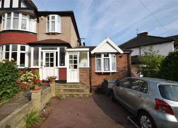 Thumbnail 1 bed flat to rent in Raleigh Drive, Whetstone, London