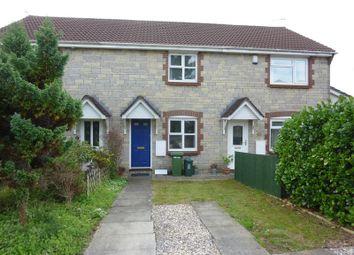 Thumbnail 2 bed terraced house for sale in Carn Celyn, Beddau, Pontypridd