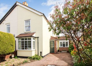 3 bed semi-detached house for sale in Glebelands, West Molesey KT8