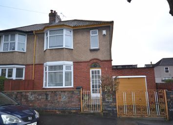 3 bed semi-detached house for sale in Queens Road, St George, Bristol BS5