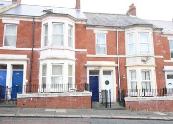 Thumbnail 3 bed flat for sale in Strathmore Crescent, Newcastle Upon Tyne