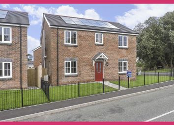Thumbnail 4 bedroom detached house for sale in Plot 3, Colonel Road, Ammanford - Ref #00003101