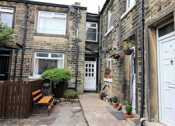 Thumbnail 2 bed terraced house to rent in Knowl Road, Golcar, Huddersfield