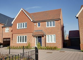 Thumbnail 5 bed detached house for sale in Johnston Street, Gilston, Harlow, Hertfordshire