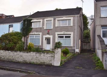 Thumbnail 4 bed detached house for sale in Kilvey Terrace, St. Thomas, Swansea