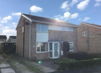 Thumbnail 2 bed semi-detached house for sale in Ashness Close, Fulwood, Preston