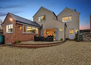 Thumbnail 4 bed detached house for sale in Parkside, The Hyde, Purton, Swindon