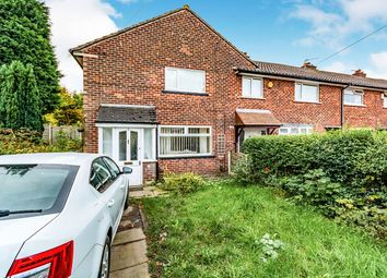 3 bed end terrace house for sale in Bents Avenue, Bredbury, Stockport, Greater Manchester SK6