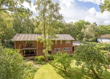 Thumbnail 7 bed detached house for sale in Tanglewood Ride, West End, Woking, Surrey