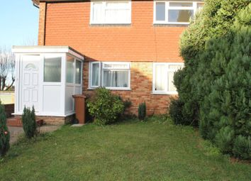 Thumbnail 2 bedroom terraced house to rent in Rutherford Close, Sutton