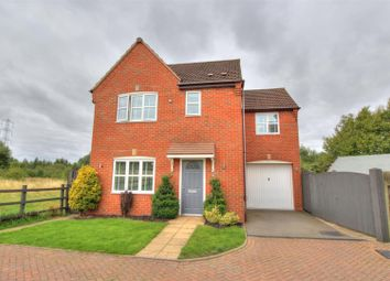 Thumbnail 4 bed detached house for sale in Chestnut Drive, Bagworth, Coalville
