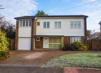 Thumbnail 4 bed detached house for sale in Kingswood Avenue, Bromley