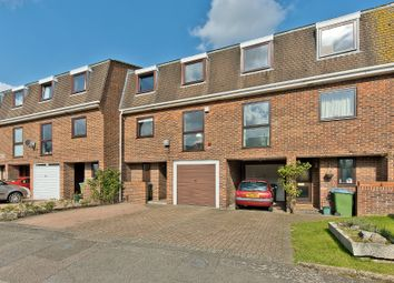 Thumbnail 4 bed terraced house for sale in Ditton Reach, Thames Ditton
