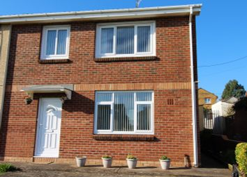 Thumbnail 3 bedroom terraced house for sale in Maesydderwen, Llangennech, Llanelli