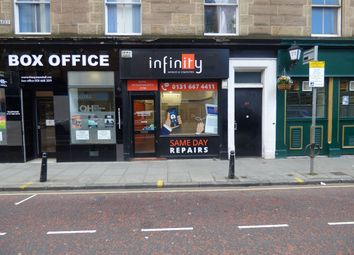 Thumbnail Commercial property for sale in Clerk Street, Newington, Edinburgh